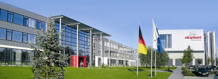 Aluplast Vokietija