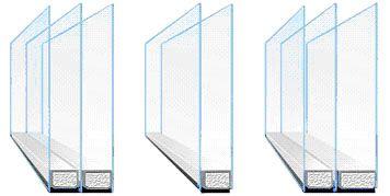 Stiklo paketai - 2