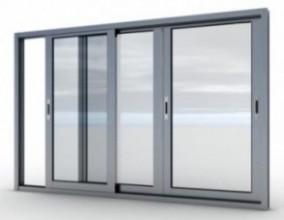 Balkonų stiklinimas aliuminio konstrukcijomis